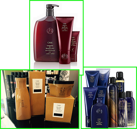 Oribe Hair Care & Body Products